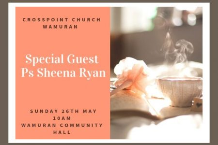 Ps Sheena MAy 260519